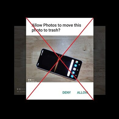 Google Photos won't need to ask you for permission to delete files on Android 12