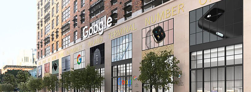 Google is opening its first-ever physical retail store in NYC