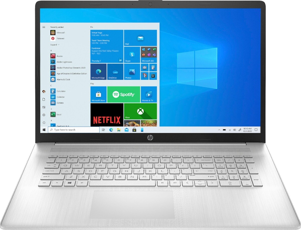 HP Laptop 17