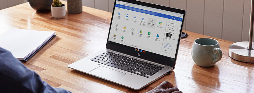 HP has new business Chromebooks with Intel Tiger Lake processors