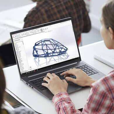 HP's new ZBook Workstation laptops are made for creators looking for a desktop replacement