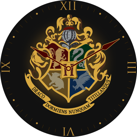 Harry Potter Limited Edition OnePlus Watch watch face with Hogwarts shield