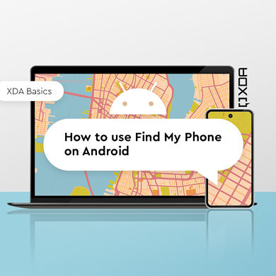 XDA Basics: How to use Find My Phone on Android