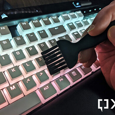 How to clean and maintain your Mechanical Keyboard