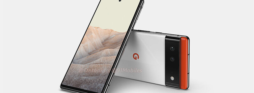 Pixel 6 leak reveals new two-tone design, dual-cameras, and more