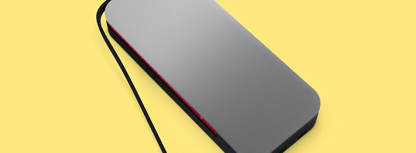 Lenovo has a new portable USB-C battery that can charge your laptop