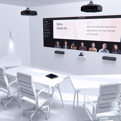 Microsoft shows off its vision of future meetings