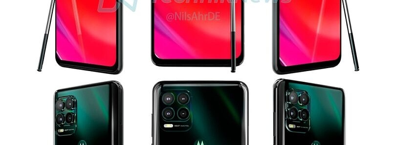 Leak: Motorola's upcoming stylus-equipped phone will offer plenty of storage and 5G support