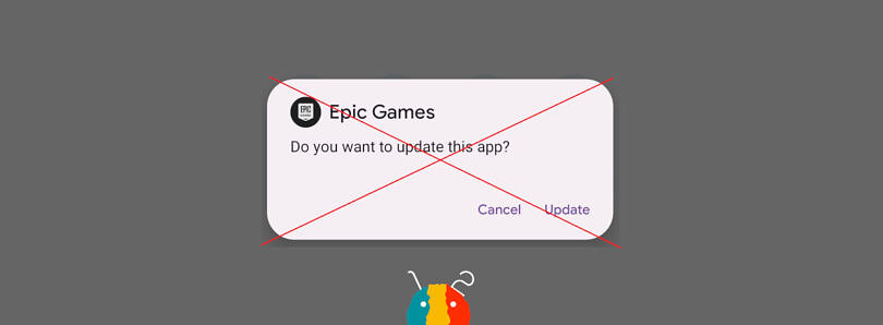 Android 12 will finally let alternative app stores update apps without bothering the user