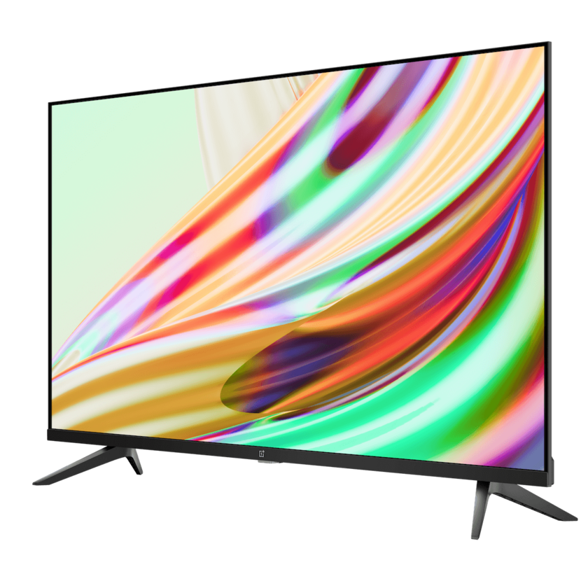 OnePlus TV 40Y1 with transparent background