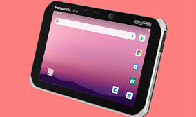 The Panasonic TOUGHBOOK S1 is a 7-inch Android tablet you can beat the heck out of