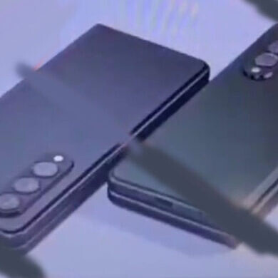 Sketchy leak gives us a possible look at Samsung's next foldable phones