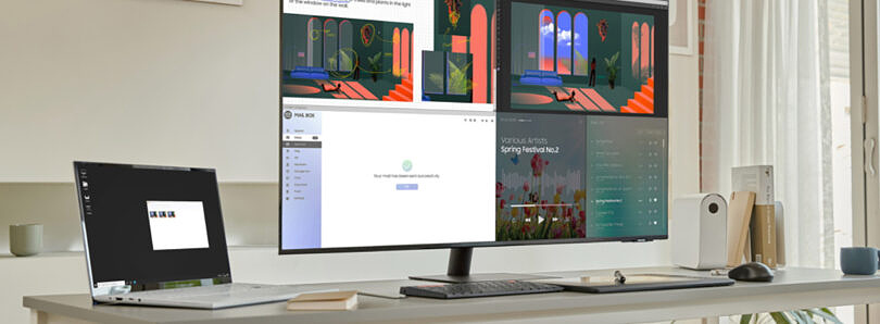 Samsung adds four new models to its Smart Monitor lineup