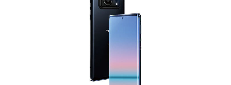 Sharp Aquos R6 marries the Snapdragon 888 to a massive 1-inch camera sensor