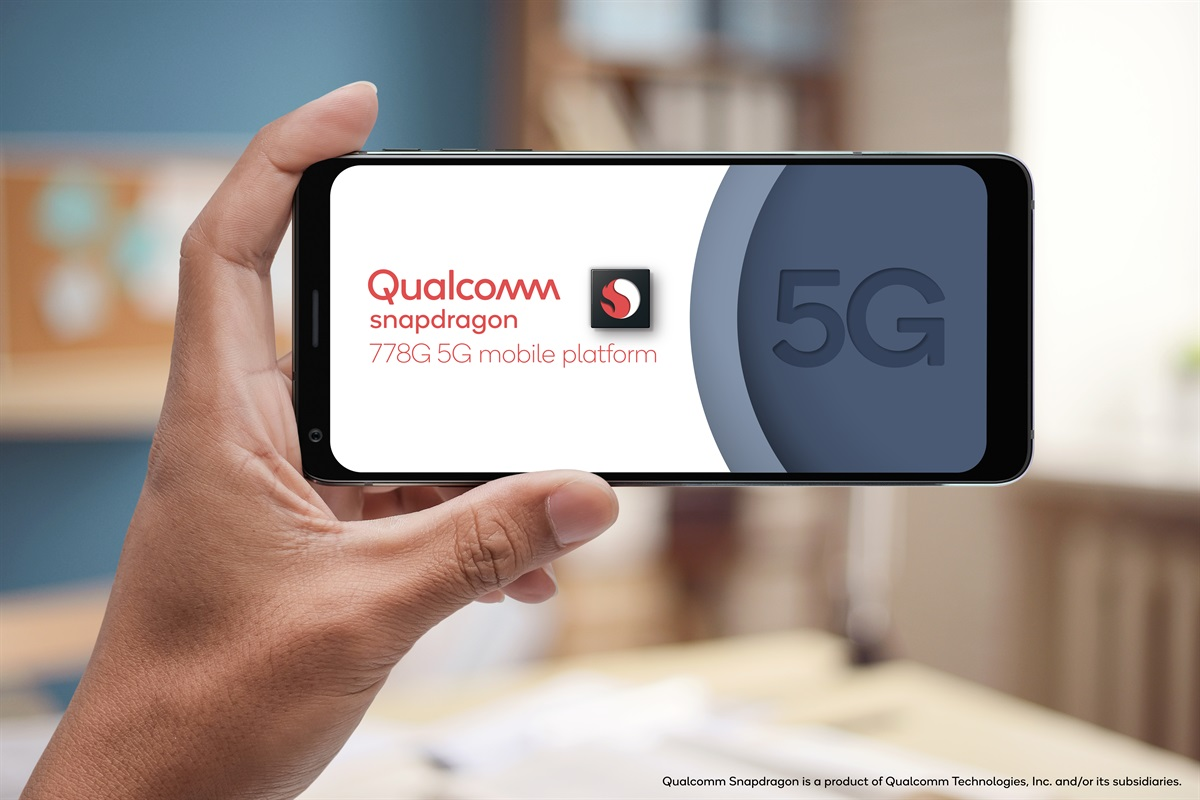 Qualcomm launches Snapdragon 778G, a 5G-focused mid-range chip