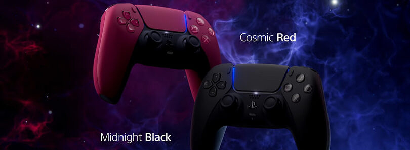 Sony announces two new DualSense wireless controllers, to be available next month