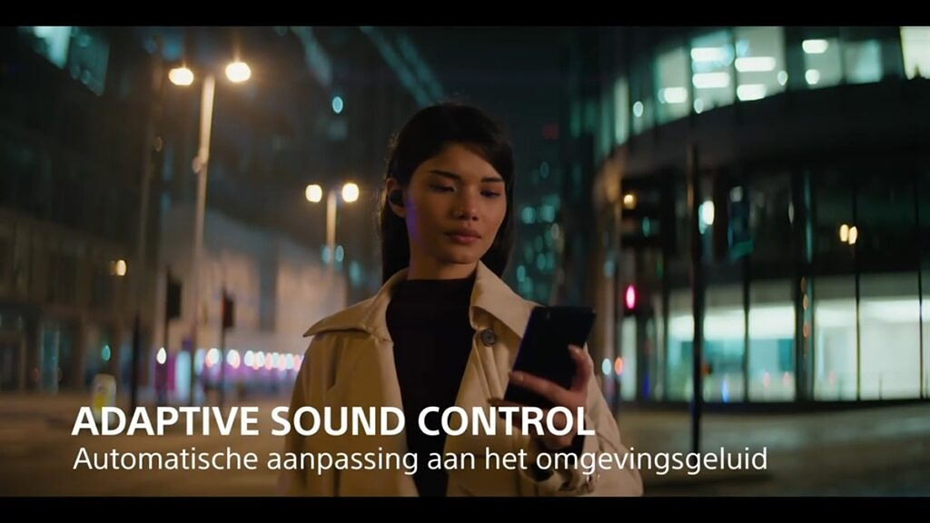 adaptive sound control support for Sony WF-1000XM4