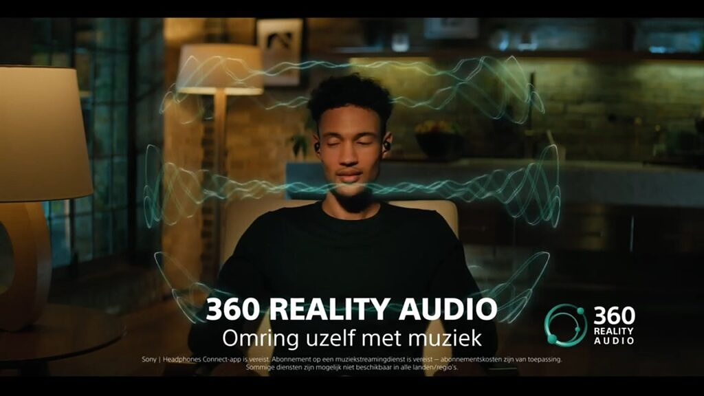 360 Reality Audio support for Sony WF-1000XM4