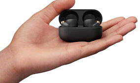 Check out these high-res renders of Sony's upcoming WF-1000XM4 TWS earbuds