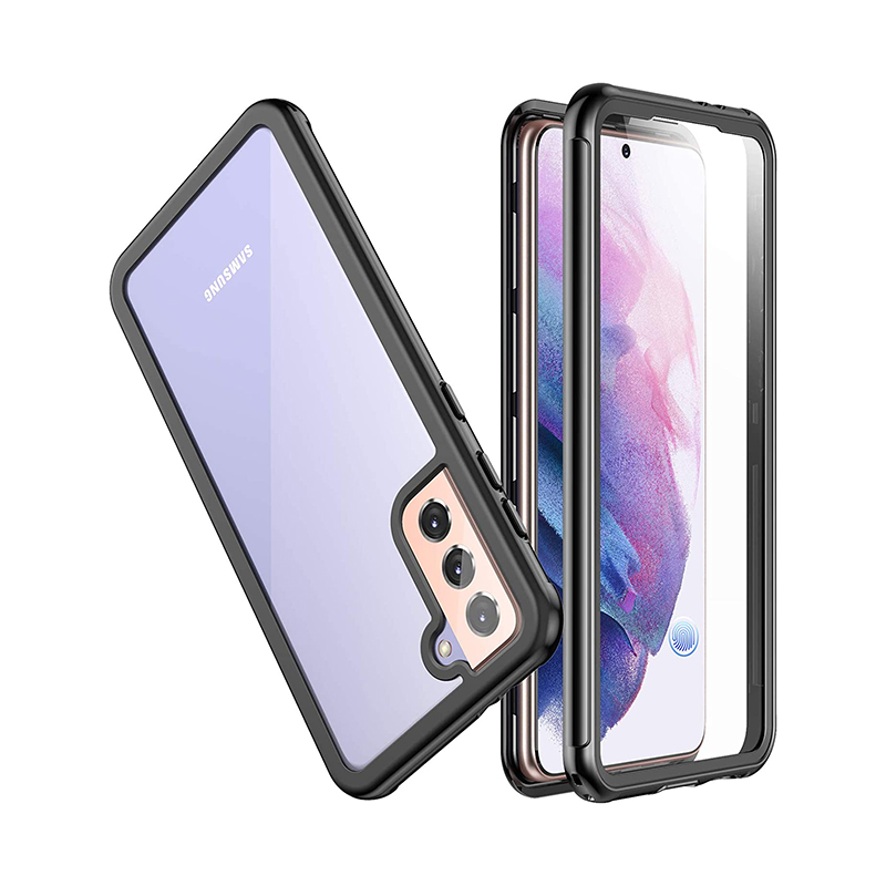 SPIDERCASE clear case