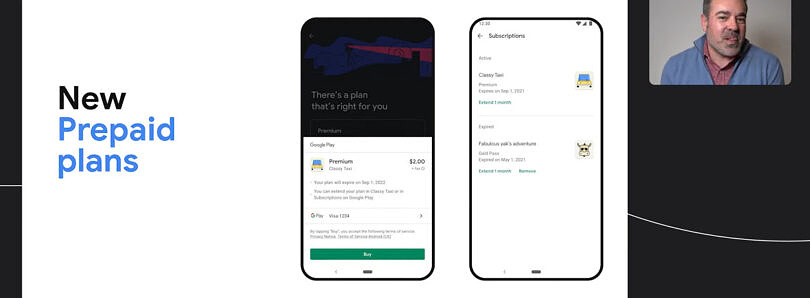 Google Play is adding new ways for users to pay for apps and subscriptions
