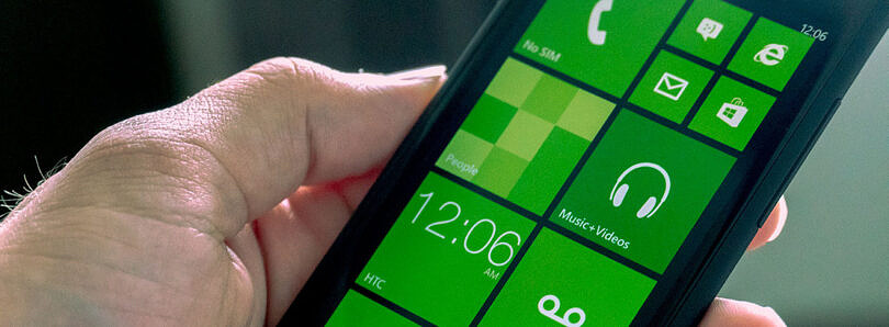 Windows Phone failed, but its design stood the test of time