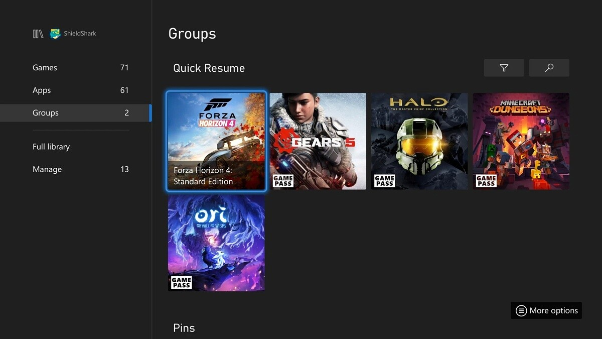May Xbox Update includes Quick Resume improvements, passthrough audio, and more
