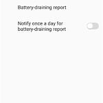 Detect battery draining apps in ZenUI 8