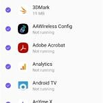 Auto-start manager in ZenUI 8