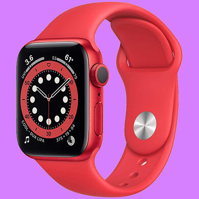 Get a red Apple Watch Series 6 for $70 off today