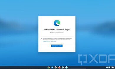 Here's how you can install Microsoft Edge on Chrome OS, even though it is not supported