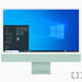 Can the 24-inch iMac with Apple M1 run Windows 10?