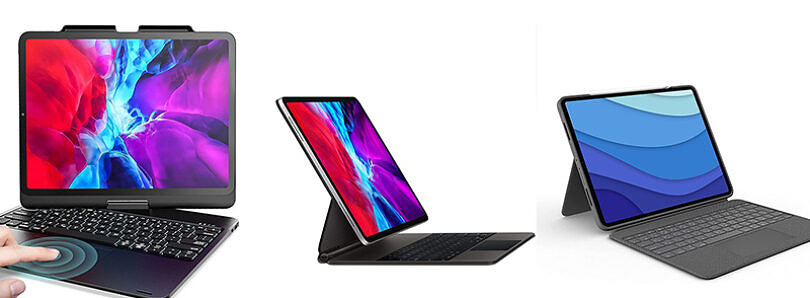 These are the best keyboard cases for the 12.9-inch iPad Pro 2021: Apple, Logitech, and more!