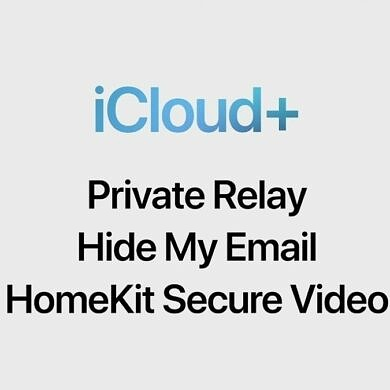 Apple's iCloud+ brings new privacy features at the same price