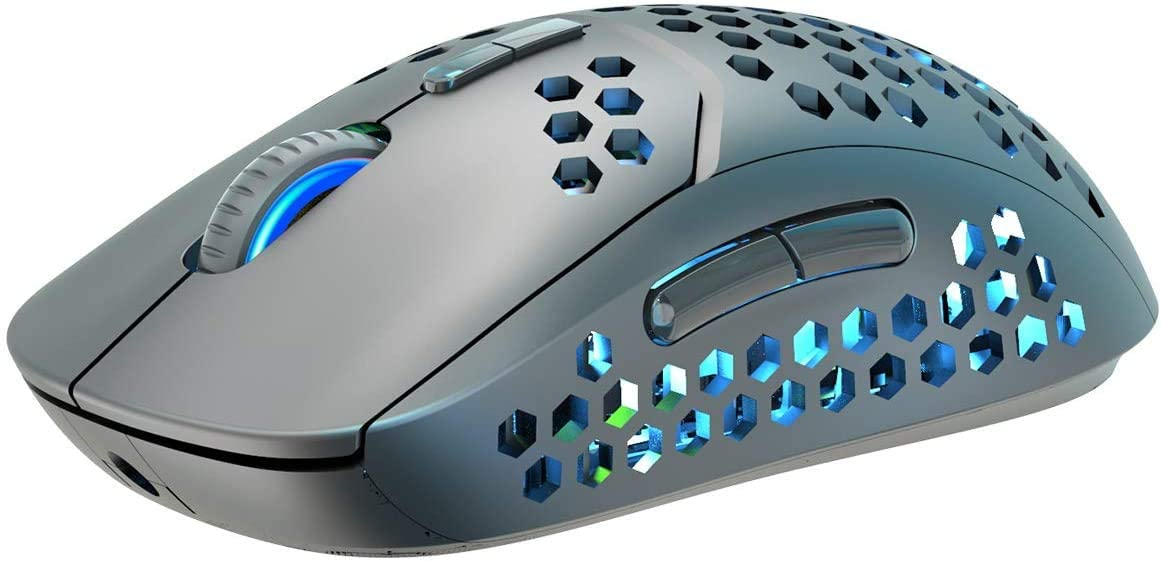 Geyes Silent Wireless Mouse