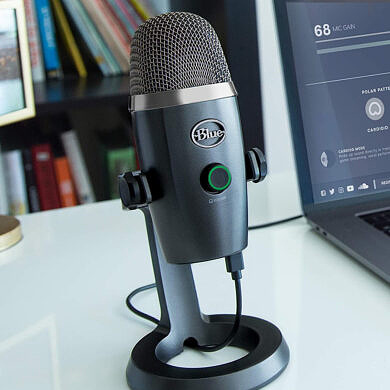 Get the Blue Yeti Nano condenser microphone for $20 off