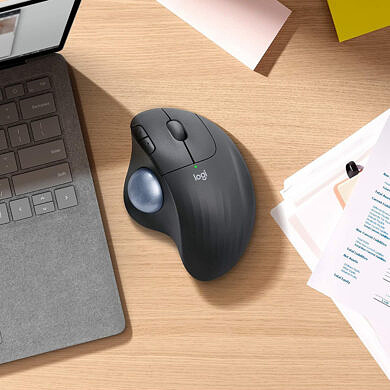 Get the Logitech ERGO wireless trackball mouse for just $41 right now