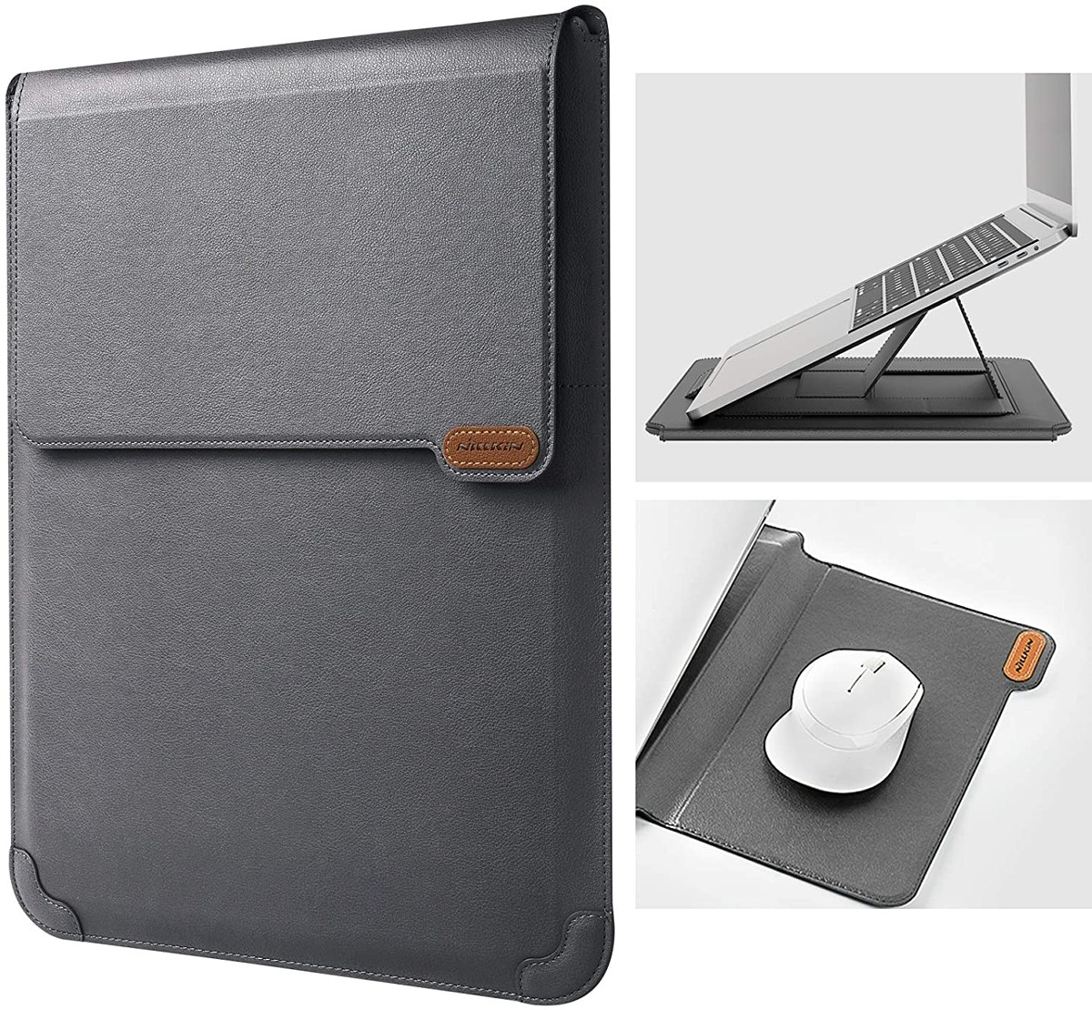 Nillkin laptop sleeve with stand