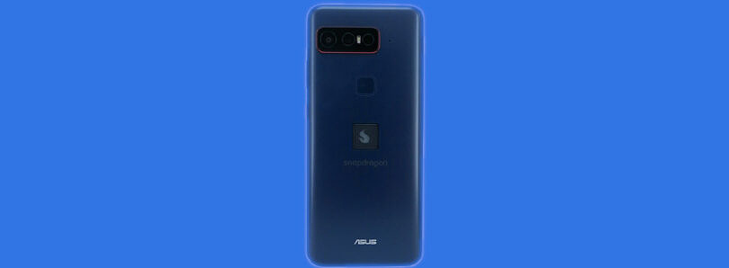 """Mysterious ASUS phone pops up with Qualcomm's """"Snapdragon"""" branding"""
