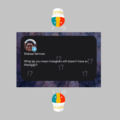 Android 12's Conversations widget can change its background based on the message