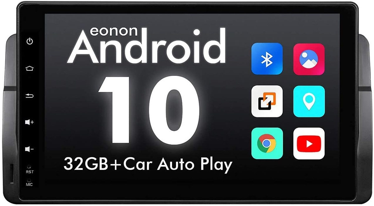Eonon 9-inch Android 10 Car Stereo system