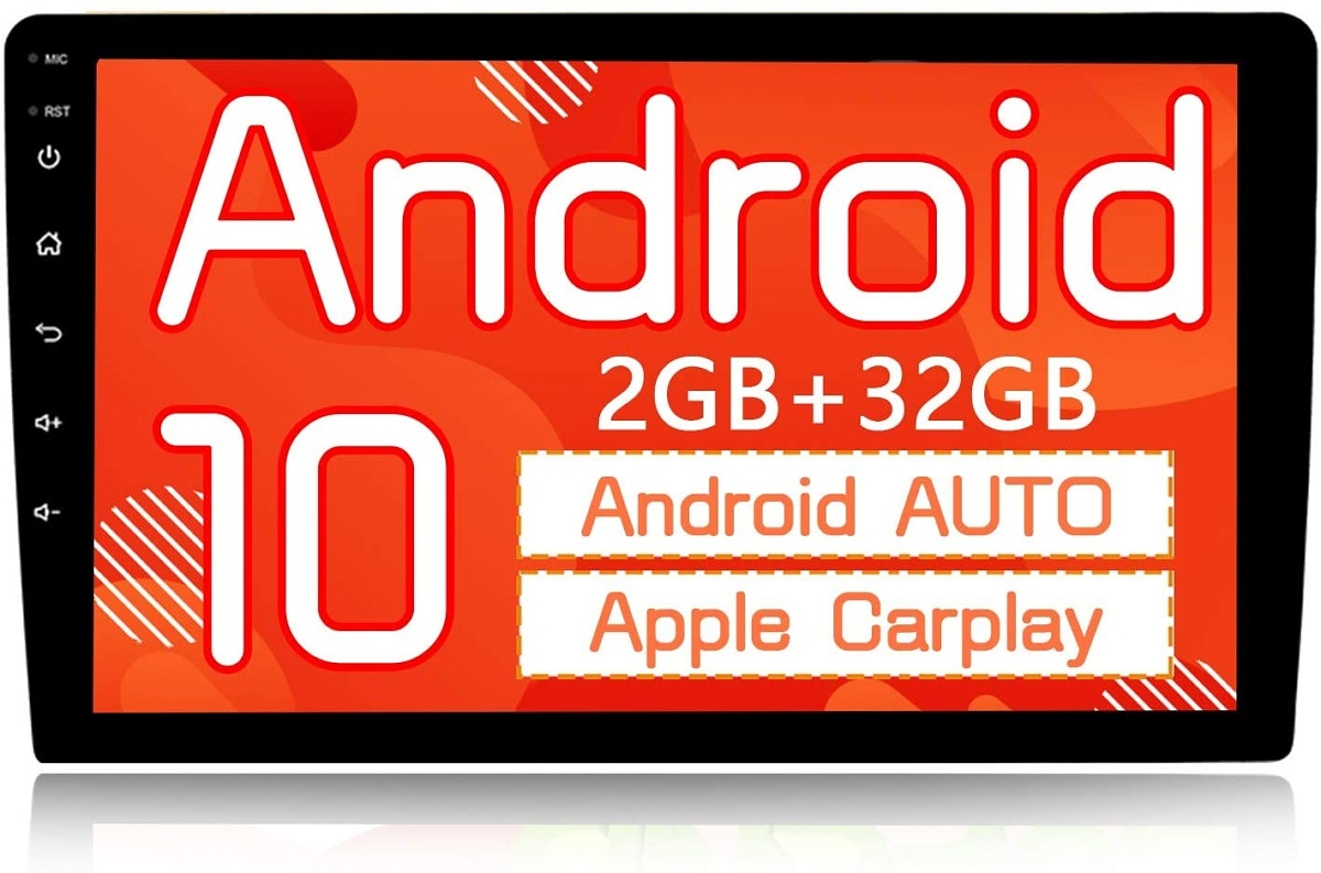 Binize 10-inch touchscreen with Android 10