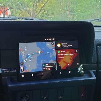 Android Automotive is made for cars but this developer ported it to a Samsung tablet