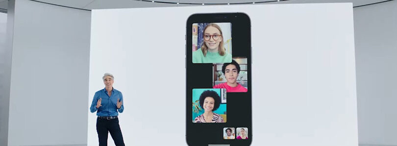 Apple wants to take on Zoom with new FaceTime features