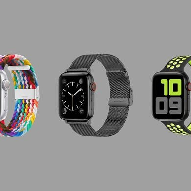 These are the Best Apple Watch Bands available right now: Supcase, Spigen, & More!