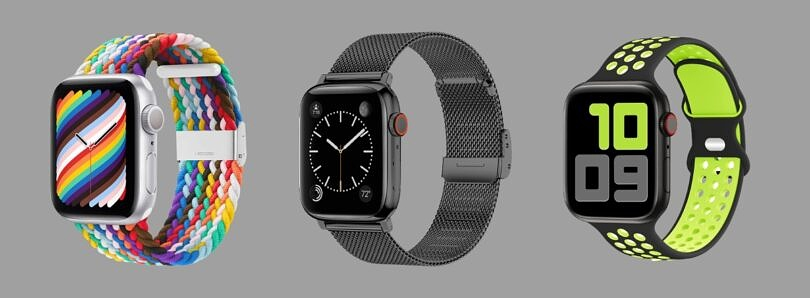 These are the Best Apple Watch Bands to buy in August: Supcase, Spigen, & More!