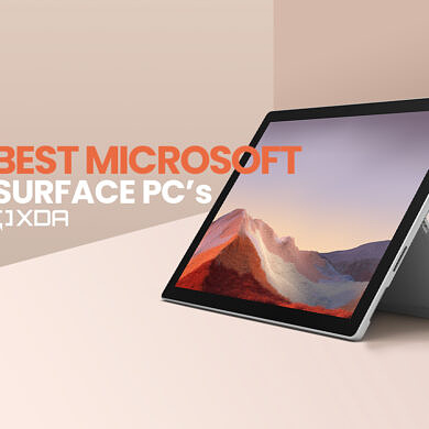 These are the best Microsoft Surface PCs: Tablets, laptops, and more