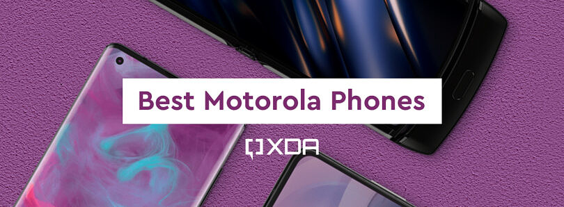 These are the Best Motorola Phones to buy: Edge Plus, G Power, One Action, and more!