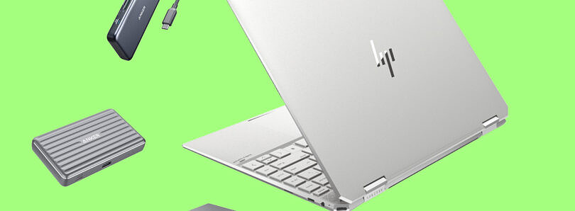 These are the best docks for the HP Spectre x360: Anker, Kensington, and more