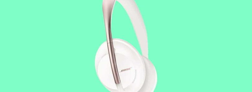 The Bose NC Headphones 700 are great at noise cancelling, and they're now at their cheapest